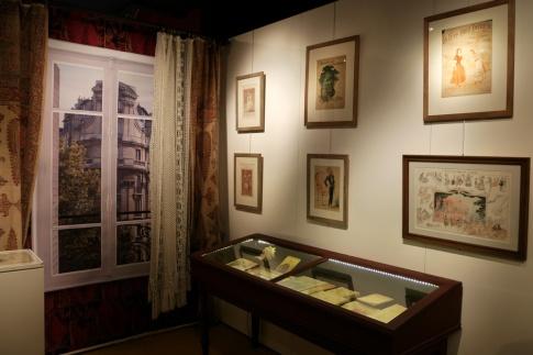 Exposition Reynaldo Hahn au Musée de l'Opéra de Vichy - 2018